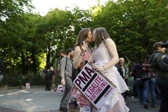 Plus de 32.000 couples ont été unis depuis l'adoption de la loi sur le mariage pour tous