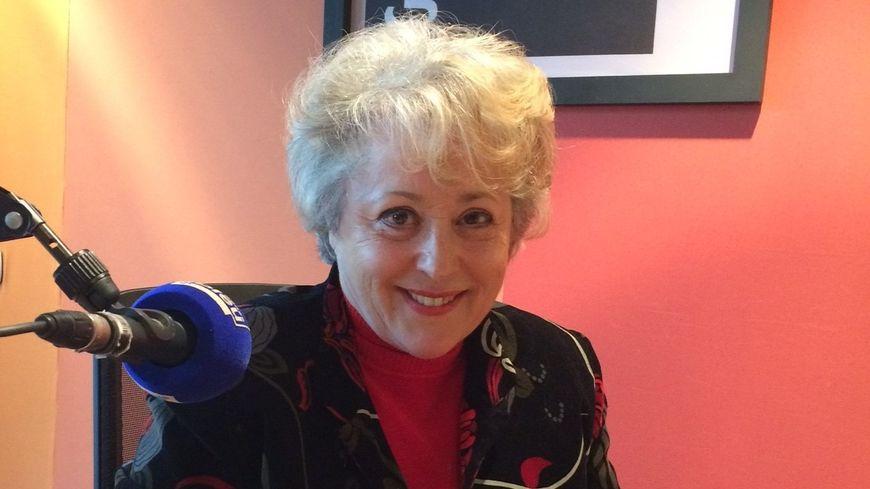 Michèle Command, chanteuse soprano installée dans l'Yonne