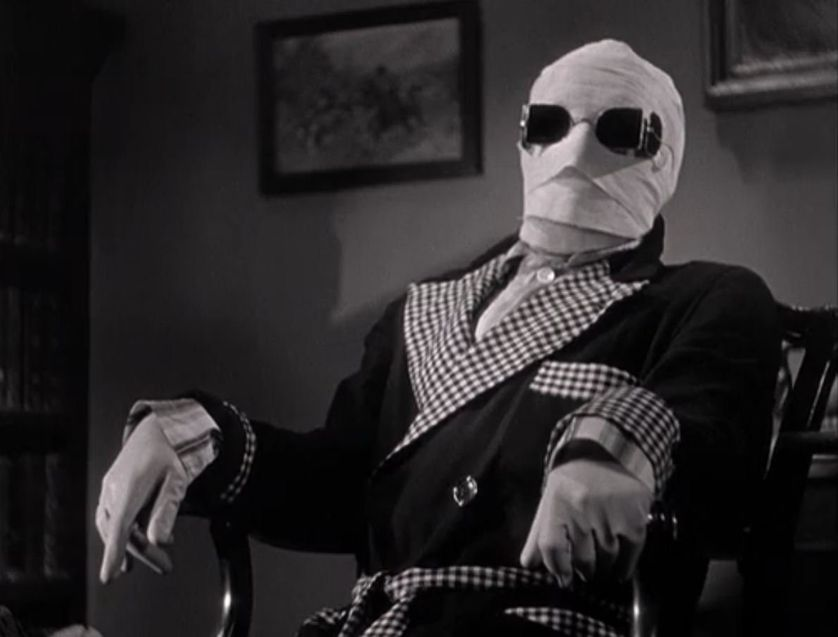 L' homme invisible - 1933