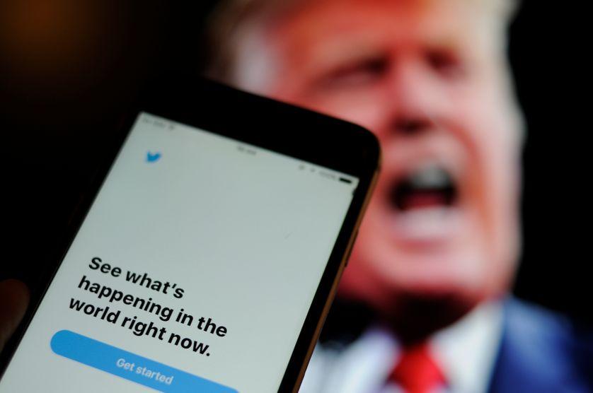 Donald Trump accro à Twitter... comme nous ?