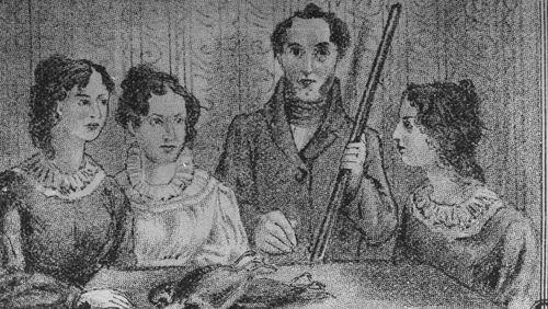 """""""Correspondance de la famille Brontë"""" (1/5) : Des ambitions précoces difficiles à satisfaire"""