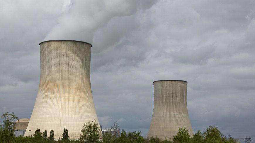 Centrale nucleaire de Civaux (Vienne).