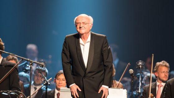 Vladimir Cosma en concert au Grand Rex en 2013