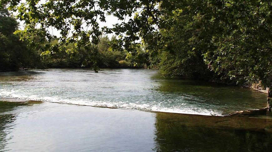 Le partage des eaux à l'Isle sur la Sorgue