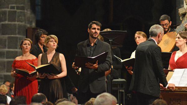 Au Sortir des Ténèbres par l'Ensemble Correspondances de Sébastien Daucé