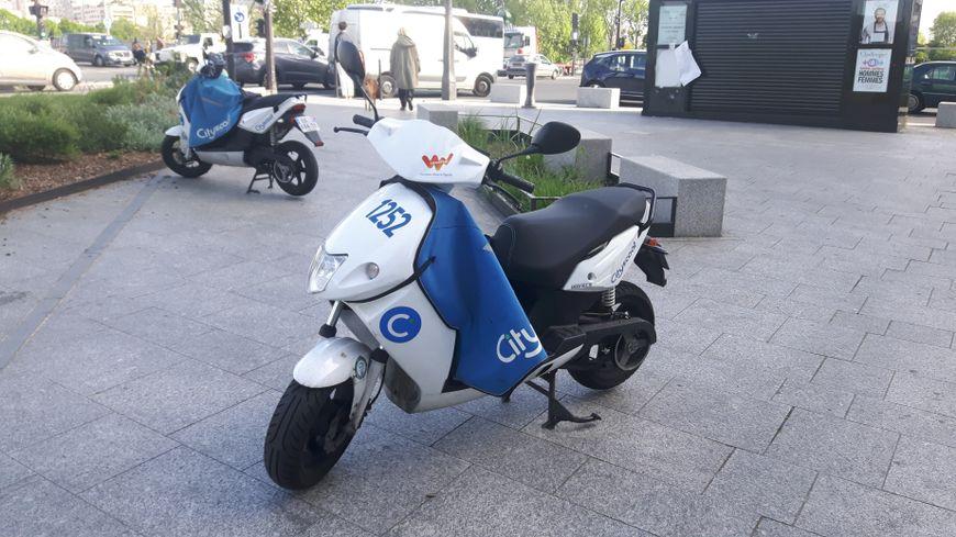 3400 Cityscoot seront déployés d'ici la fin de l'année à Paris