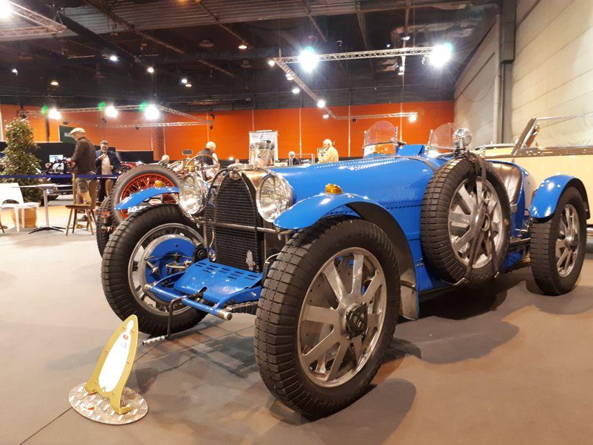 La Bugatti type 51 de 1933 pouvait déjà rouler à 230km/h