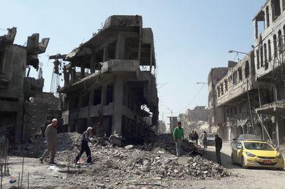 Mossoul à l'heure de la reconstruction