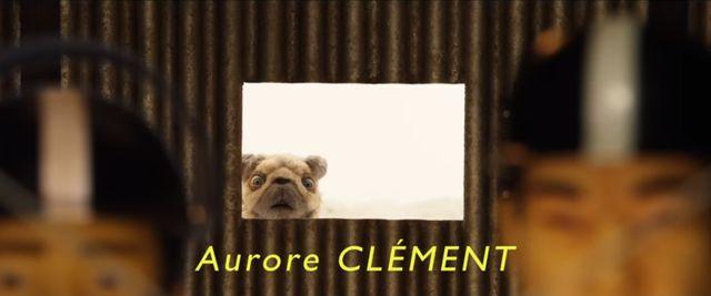 Aurore Clément interprète Oracle  (capture de la bande annonce officielle française)