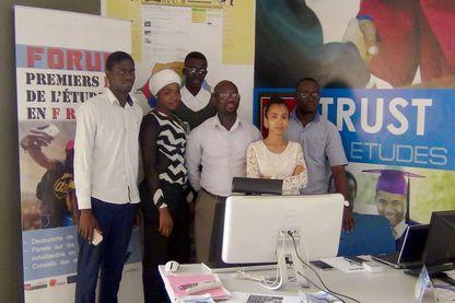 Moubarak Wade, revenu de France en 2012, a ouvert une agence de communication à Dakar