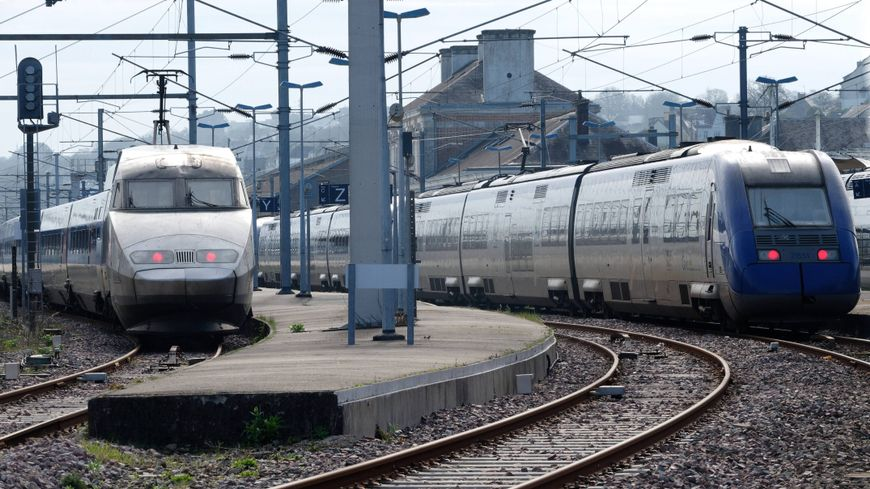 Un TGV sur 5 seulement sera en circulation ce lundi 9 avril