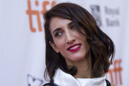 La réalisatrice Deniz Gamze Ergüven à la première mondiale de son film, «Kings» au Festival international du film de Toronto 2017, le 13 septembre 2017