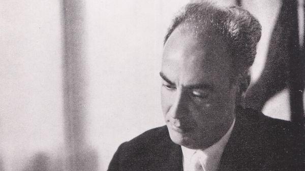 Raymond Gallois-Montbrun, directeur du Conservatoire supérieur de musique de Paris au moment des événements de Mai 68