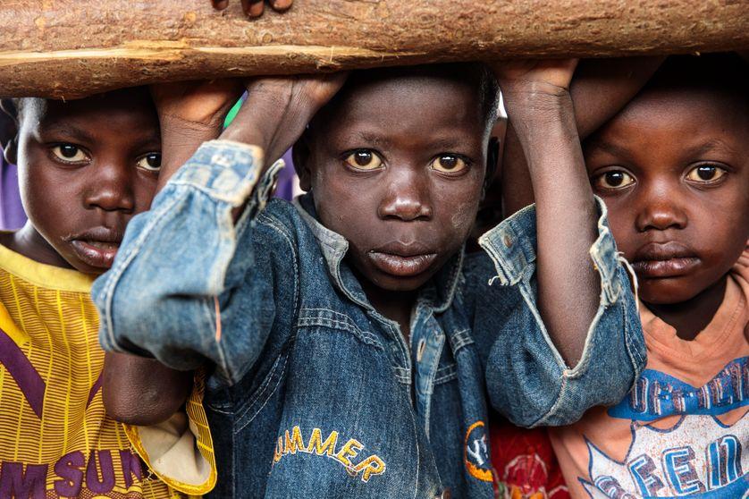 Camp de réfugiés de Kyangwali, Ouganda