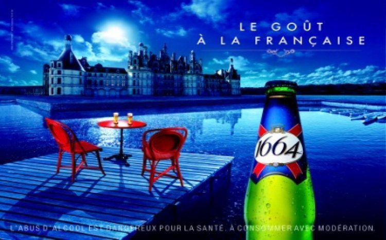 La publicité réalisée en 2010 par les brasseries Kronenbourg