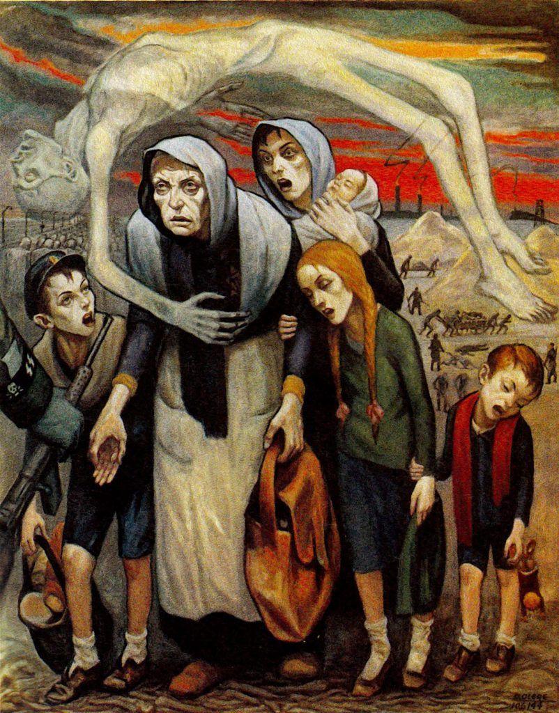 De Rubens à Picasso Six Peintures Qui Ont Dénoncé Les Horreurs De