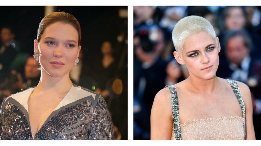 Festival de Cannes : les actrices Léa Seydoux et Kristen Stewart dans le  jury