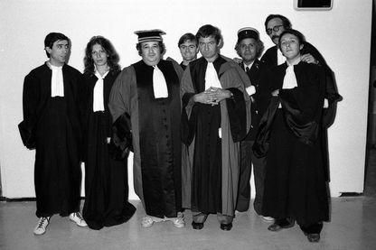 L'équipe du Tribunal