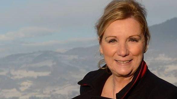 Muriel Burgaz numéro 2 fu FN en Isère