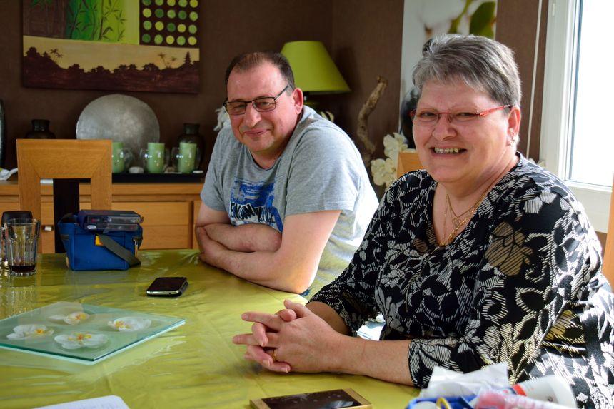 Philippe et Claudine pratiquent cet accueil en famille.  - Radio France