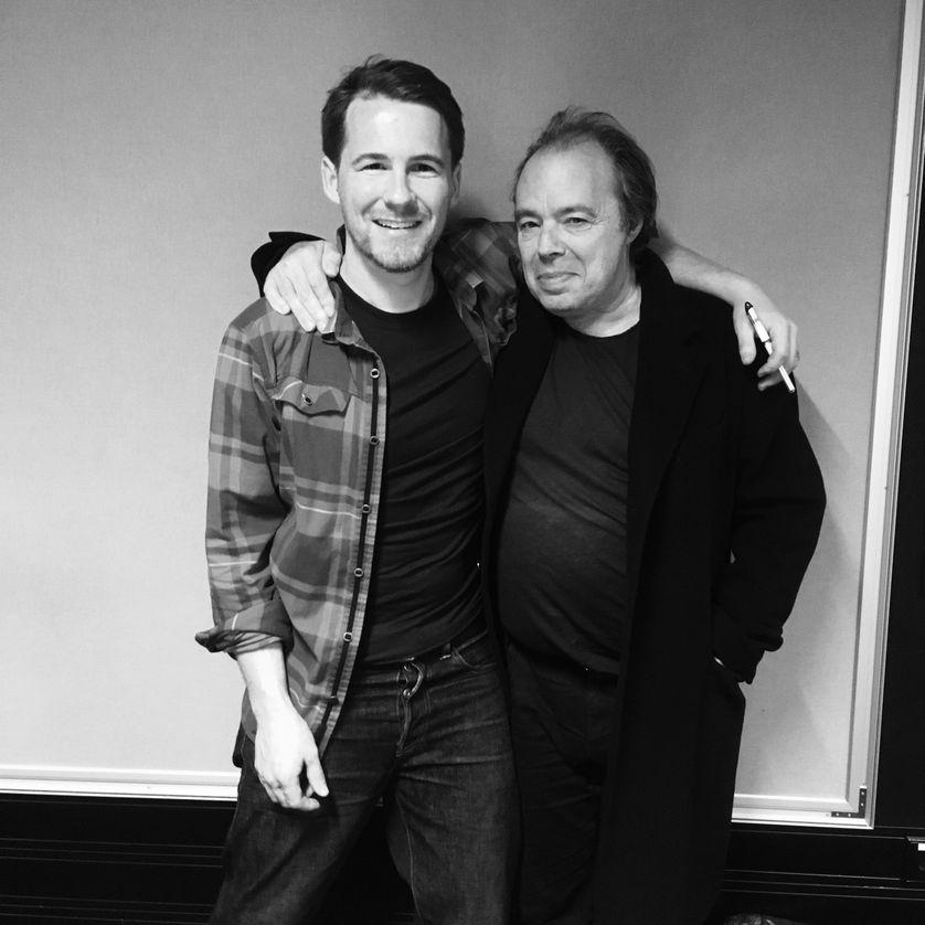 Gabriel Tallent et Philippe Djian