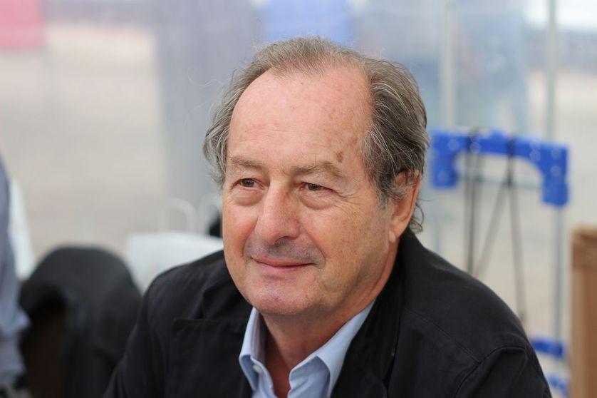Jean-Marie Rouart au Livre sur la Place