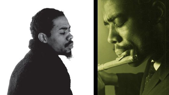 Eric Dolphy - Guillaume Belhomme