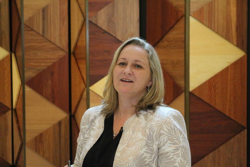Caroline Bartlett - Directrice du Centre Sir John Monash