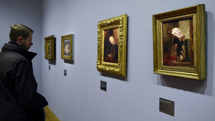 Des Tableaux Du Musee Des Beaux Arts De Dijon Exposes Au Louvre A Paris