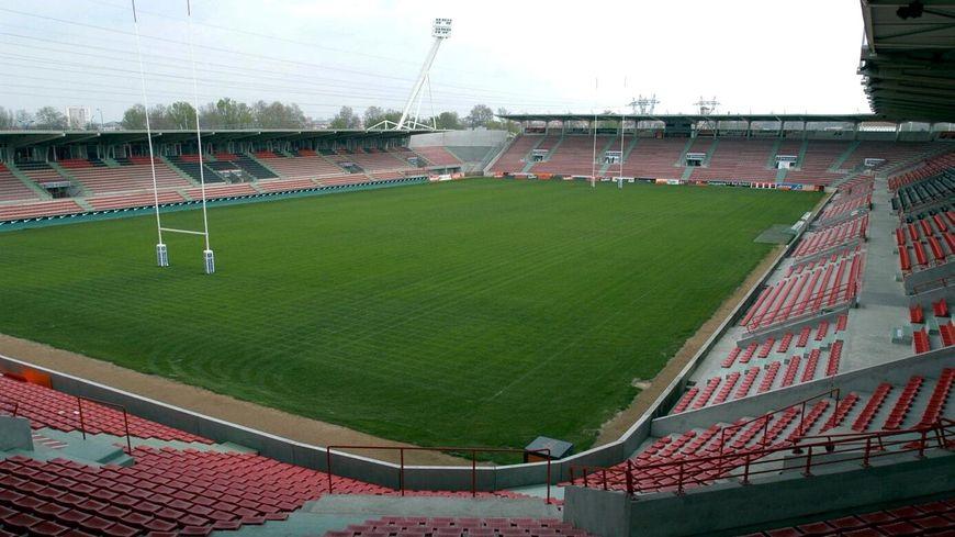 Le stade Ernest-Wallon de Toulouse