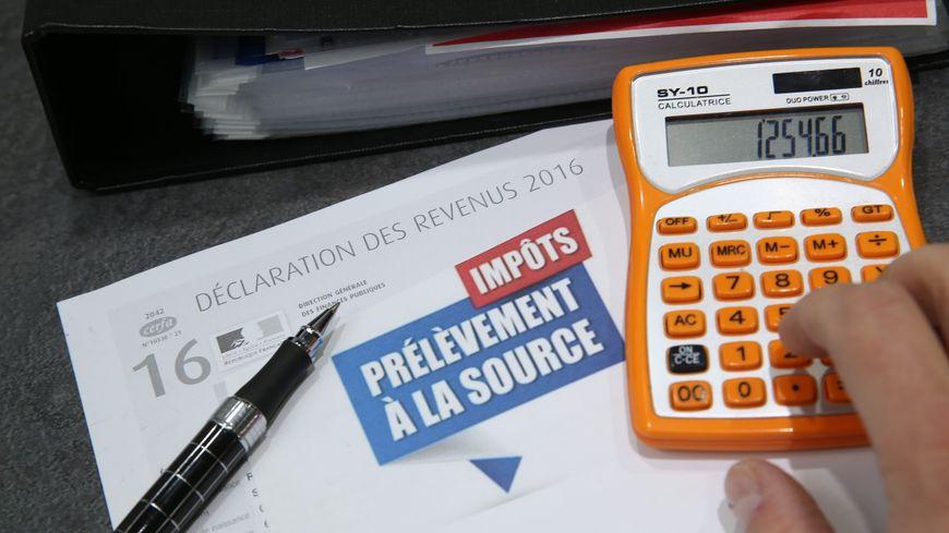 Impôt sur le revenu (illustration)