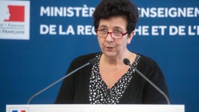 """""""Il faut qu'on ouvre les possibilités d'insertion professionnelle des docteurs au-delà du système académique."""" Frédérique Vidal"""