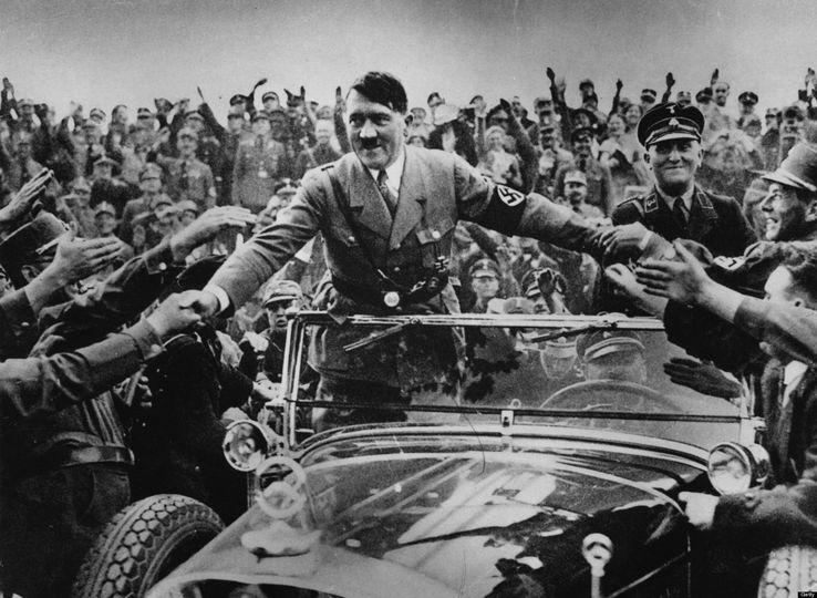 Hitler en 1933