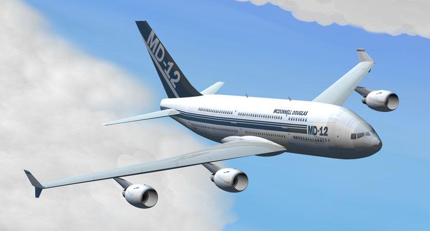 A quoi ressemblera l'avion du futur ?