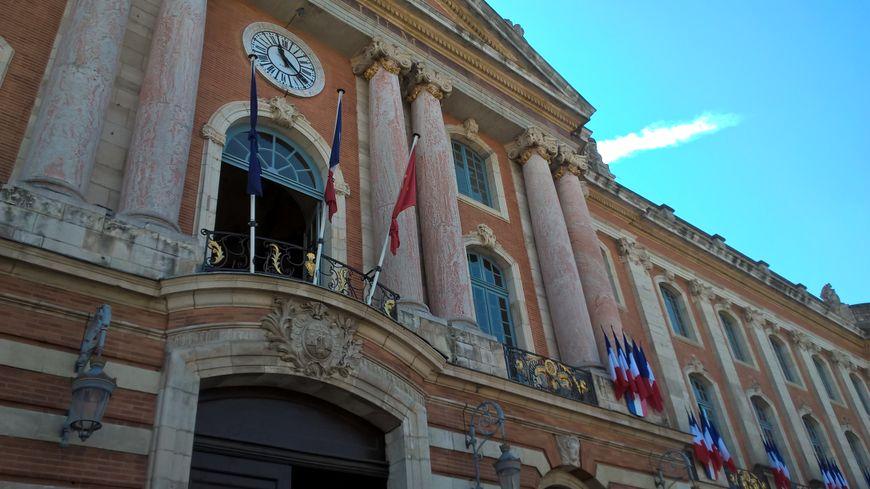 Image d'archive du Capitole
