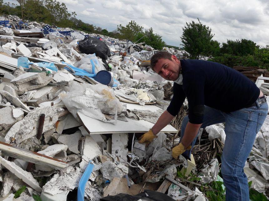 L'association environnementale présidée par Anthony Effroy vient de déposer plainte contre X