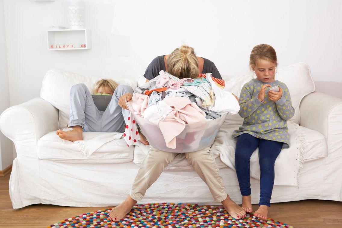 Burn-out parental : mes enfants m'exaspèrent !
