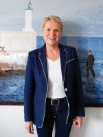Elise Lucet, le 18 avril 2018