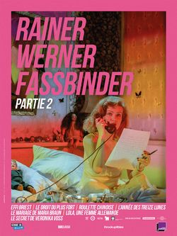 Coffret DVD Blu-Ray Rainer Werner Fassbinder volume 2