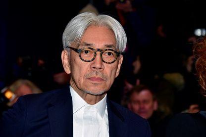 Le compositeur japonais Ryûichi Sakamoto