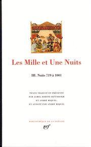 Les Mille et Une Nuits - Tome III