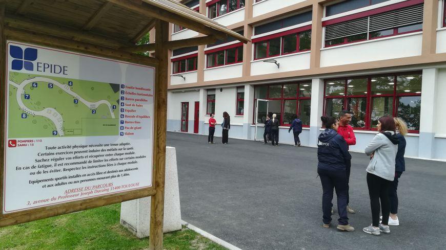 L'Epide de Toulouse accueille actuellement 135 volontaires, il y en aura 150 à la fin du mois de mai