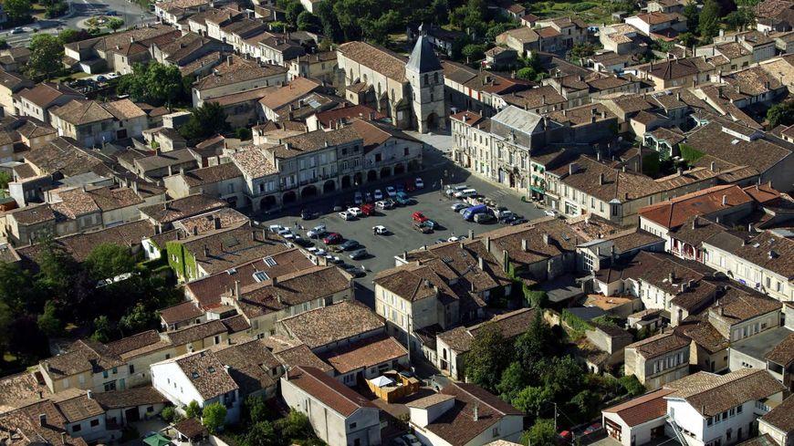 """Le futur lycée à Créon, véritable """"coup de fouet"""" à la population pour le maire."""