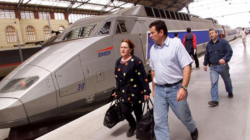 1 TGV sur 2 va circuler le jeudi 3 mai et 1 TER sur 8 en moyenne. (image d'illustration)