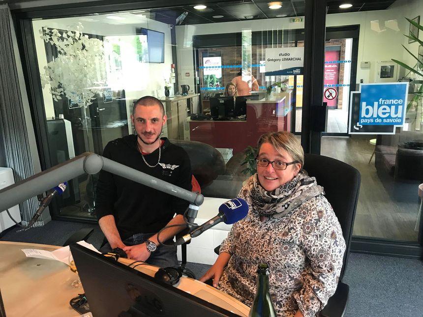 Clément et Corinne