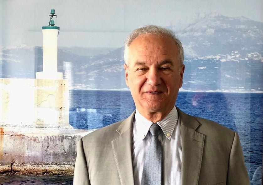 Gilles Carrez, le 2 mai 2018