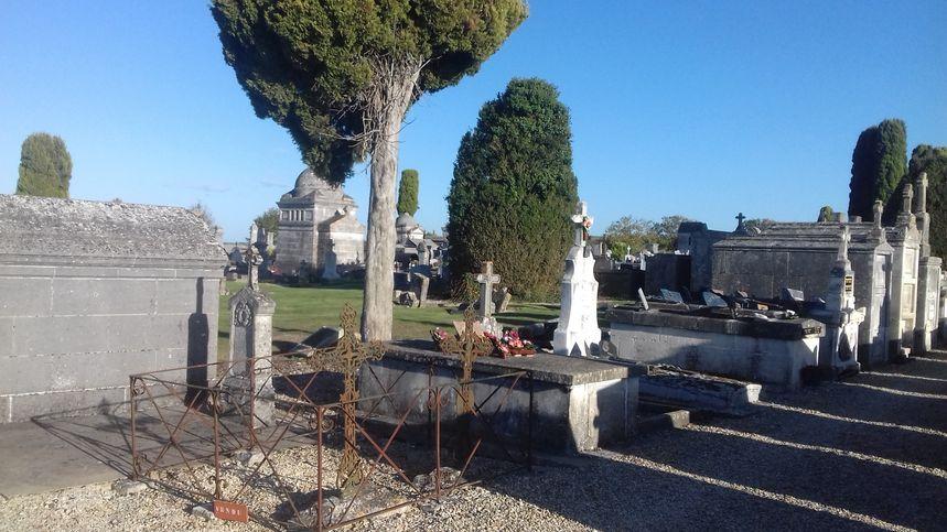 cimetière (illustration)