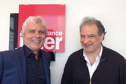 Claude Sérillon et Raphaël Mezrahi pour Dans tes rêves - 2018
