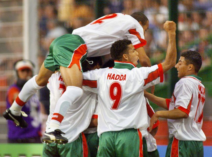 Le Maroc s'impose 3-0 face à l'Ecosse
