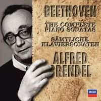 """Sonate n°29 """"Hammerklavier"""" de Beethoven par Alfred Brendel"""